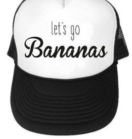 Let's Rebel let's go Bananas kids
