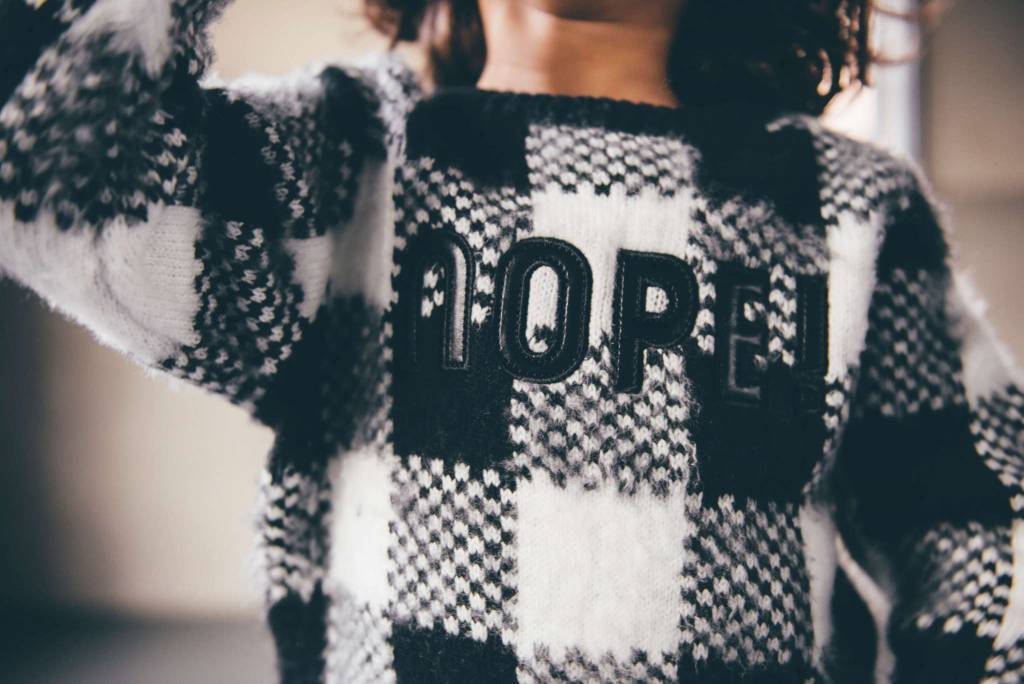 Sproet & Sprout Knit Pull Over NOPE