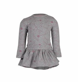 nOeser Tina dress molecule dreamy pink