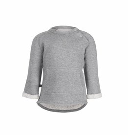 nOeser Kangoo sweater grey melee moon grey