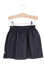 Lotie kids Canvas Skirt Washed Black