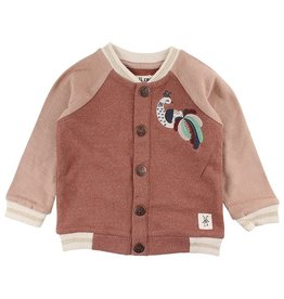 small rags Fanny cardigan cognac
