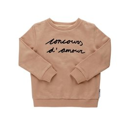 Maed for mini Sweater concours d'amour shrieky shrimp