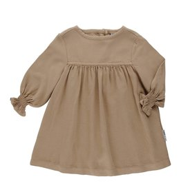 Maed for mini Dress confused camel