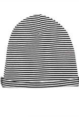Mingo Beanie B/W stripes