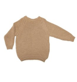 Mingo Sweater Alpaca Rawhide