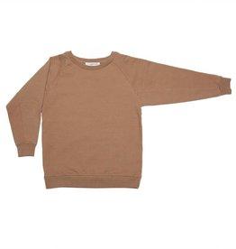 Mingo Sweater baby sweat raw hide