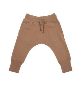 Mingo Loose fit jogger baby sweat raw hide