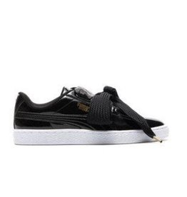 Puma Puma Basket Heart Black