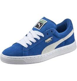 Puma Suede jr blue-white