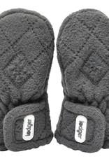 Lodger babyhandschoenen coal