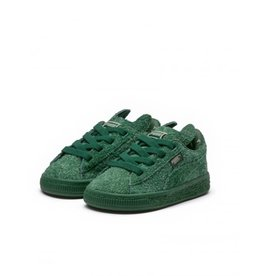 Puma X TC Basket Furry Dark Green