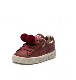 Puma X TC Basket PompPom Russet Brown