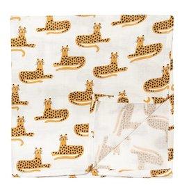Trixie Hydrofiele doek 110 x110 cheetah