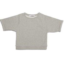 Mingo Cropped sweater  grey
