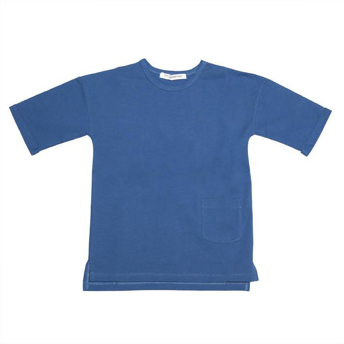 Mingo T-shirt true blue