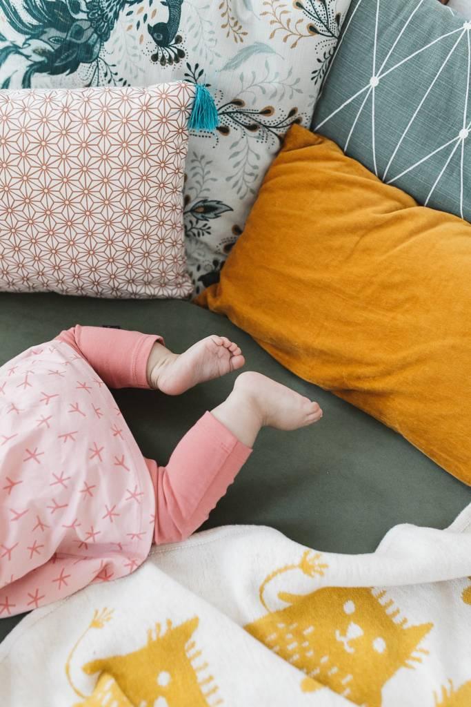 nOeser Olivia dress bird foot