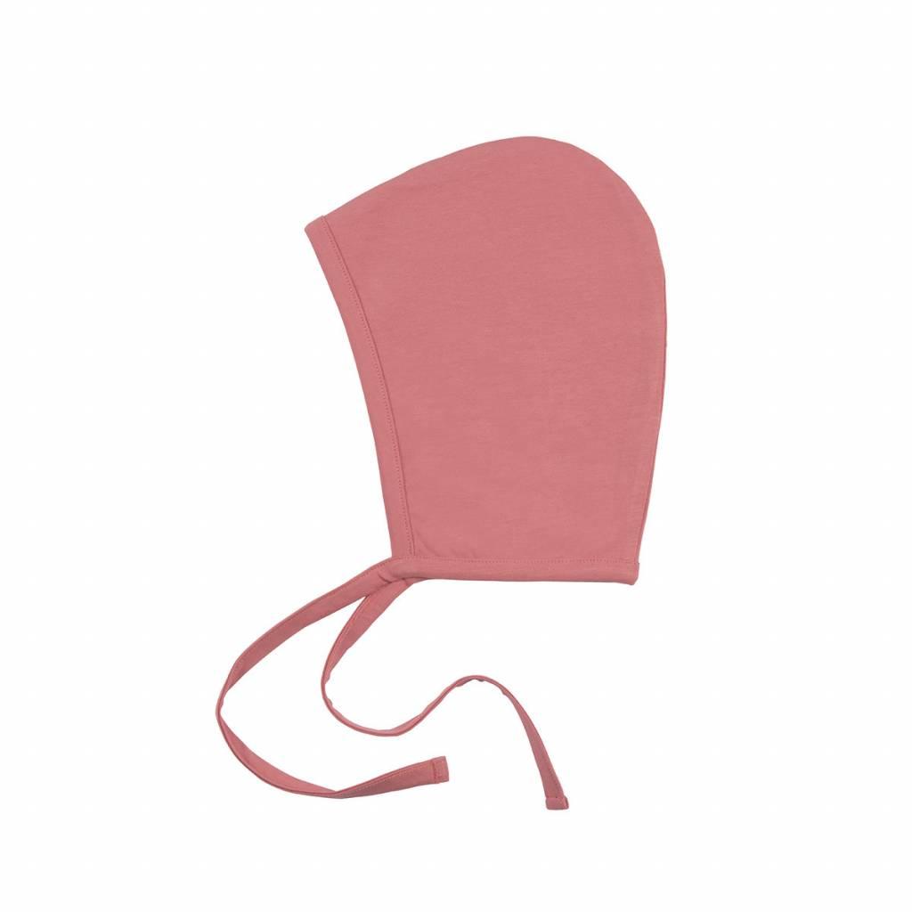 nOeser Cap Bonnet dark pink