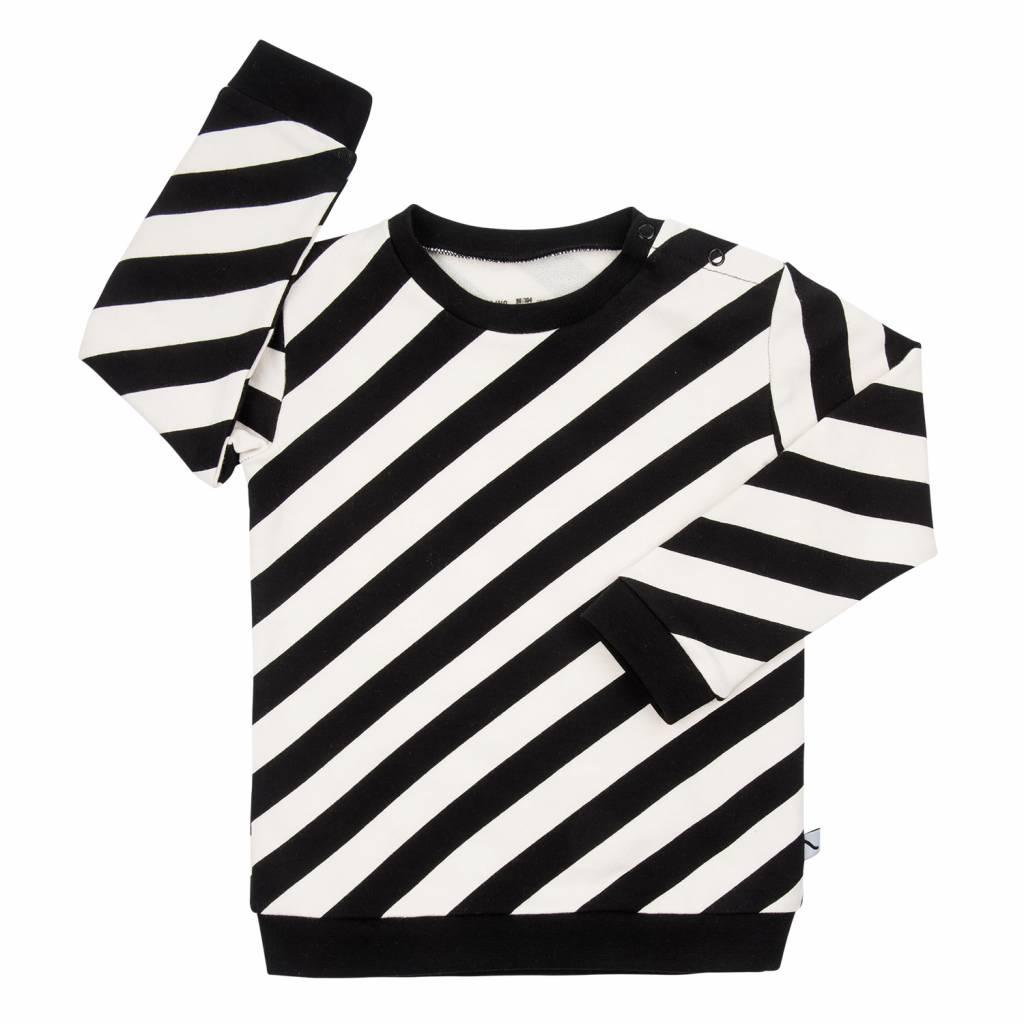 CarlijnQ sweater electra zebra