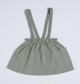 nixnut Strap skirt Wild green