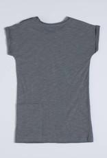 nixnut T-shirt Dress Storm Grey