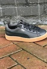 Puma Basket Classic Gum deluxe Ps black