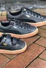 Puma Basket classic Gum Deluxe JR Black