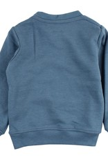 small rags Gary sweatshirt Aegean Blue
