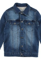 small rags Gary Jacket | Indigo Blue