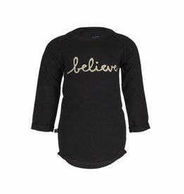 nOeser Paula dress believe black
