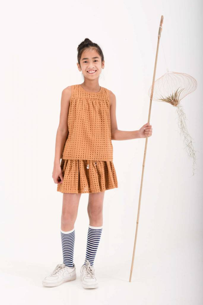 Sproet & Sprout High socks stripes