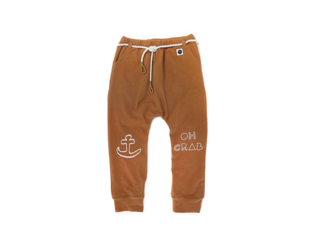 Sproet & Sprout Pants Oh Crab