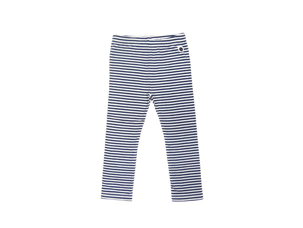 Sproet & Sprout Legging Navy Stripe