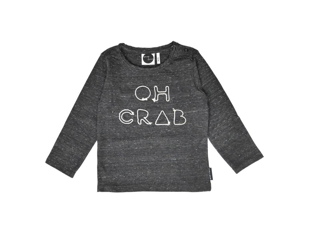 Sproet & Sprout Longsleeve Oh crab