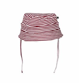 nOeser Bucket hat stripe red