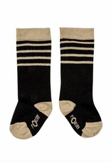nOeser Socks stripes black