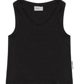 Maed for mini Sleeveless t-shirt black bird