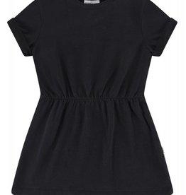 Maed for mini Dress black bird