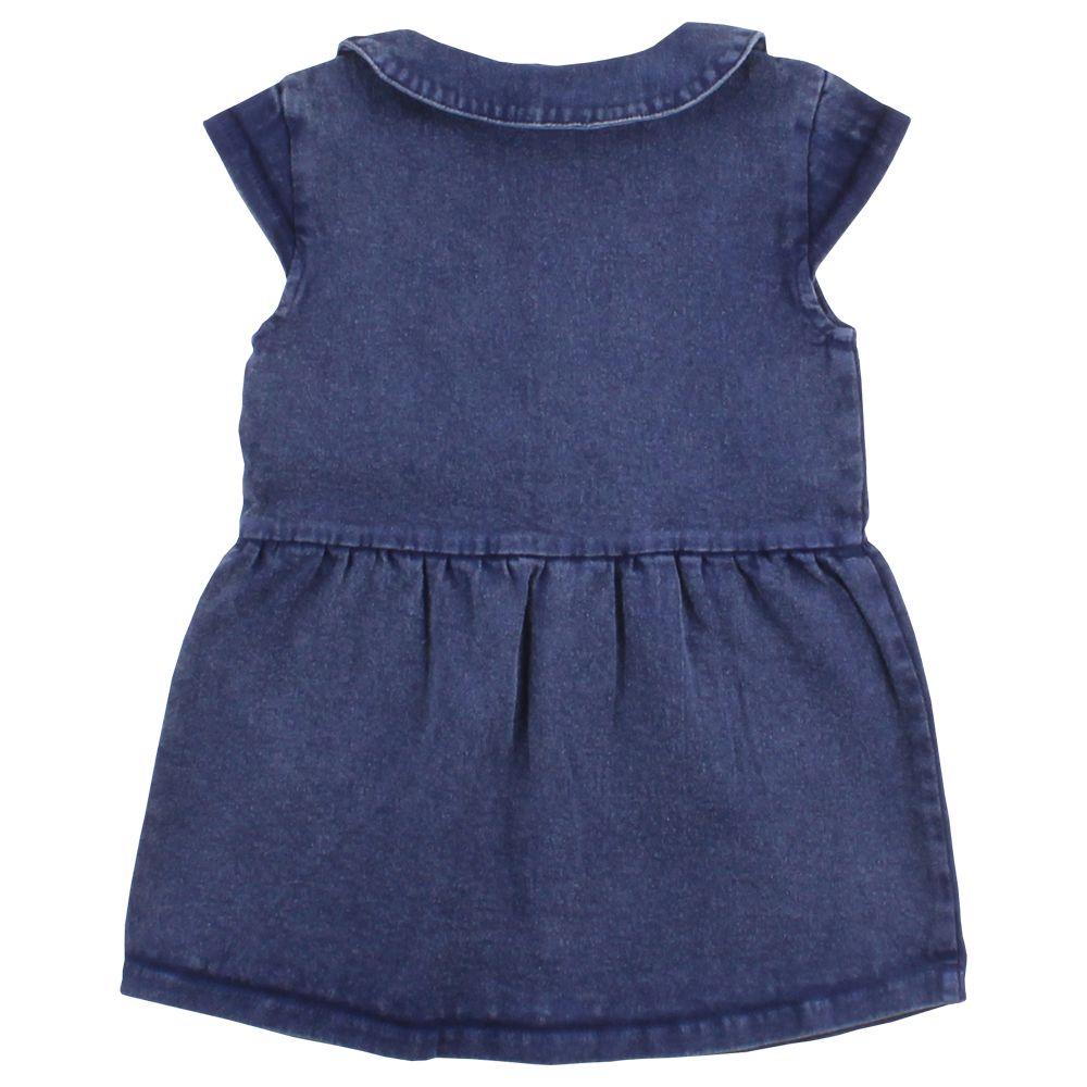 small rags Grace SL Dress Denim (92)