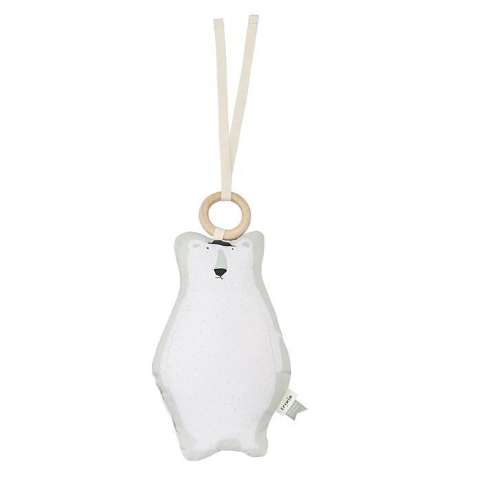Trixie Mr polar Bear muziek mobiel