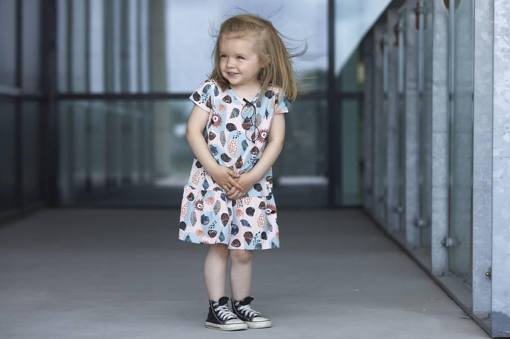 small rags Grace SL Dress Sephia Rose