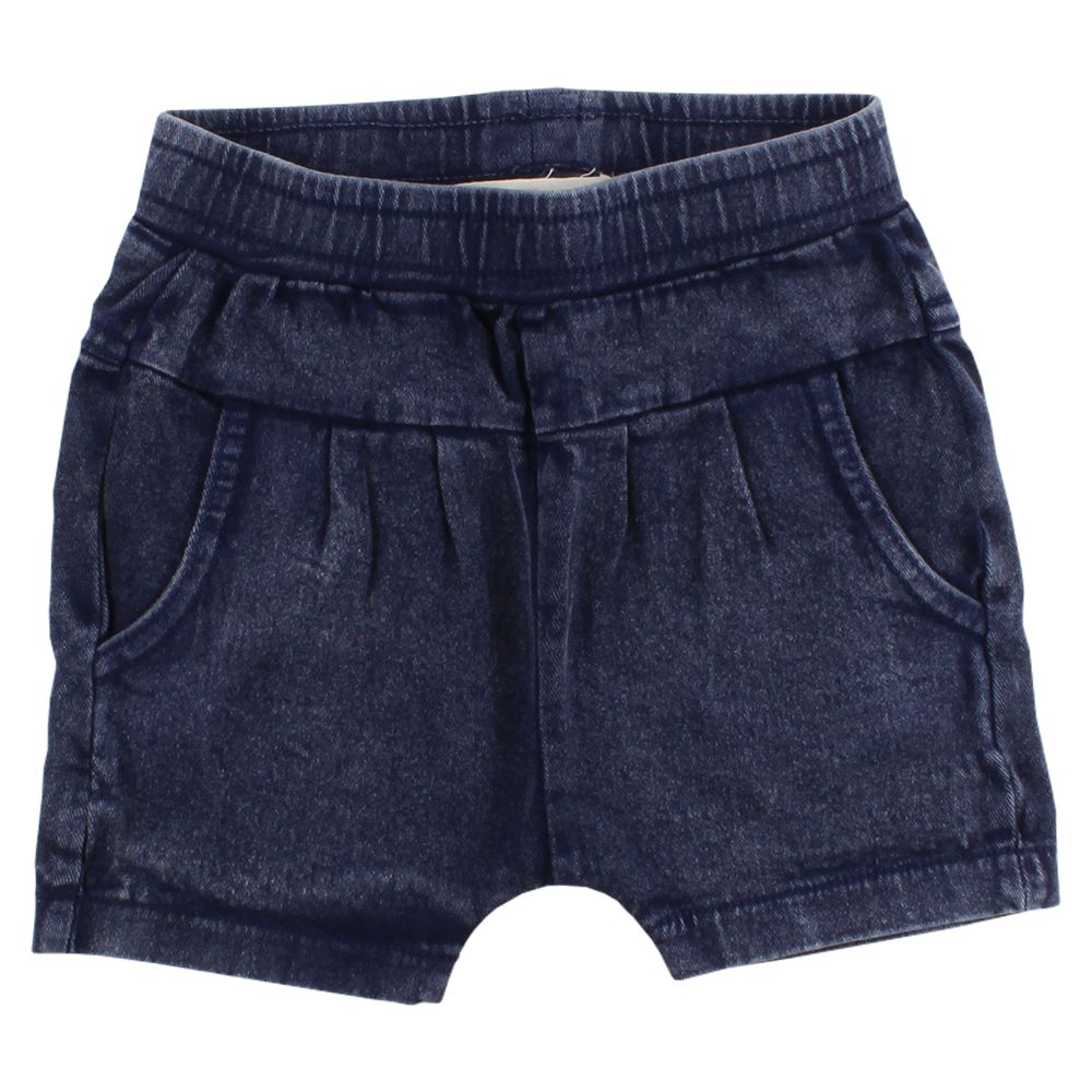 small rags Grace Shorts Denim