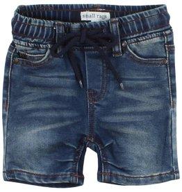 small rags Gary Shorts   Indigo Blue