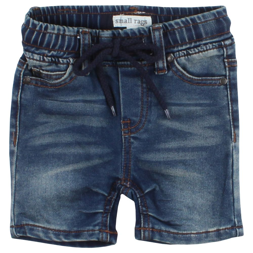 small rags Gary Shorts | Indigo Blue