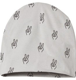 One we Like Hat peace vapour grey