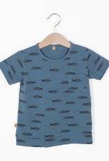 Lotie kids Tshirt Classic Fit Fishes