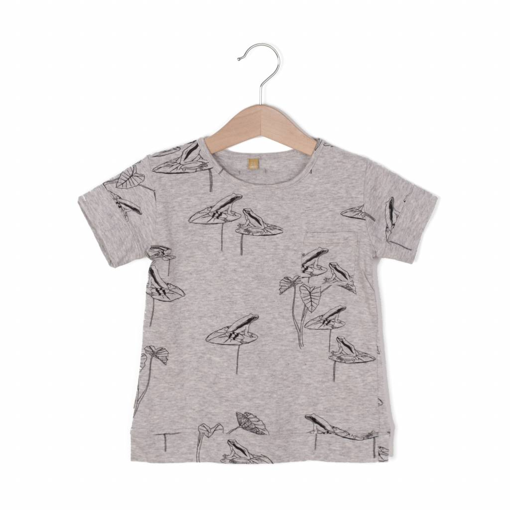 Lotie kids Tshirt Classic Fit Frogs