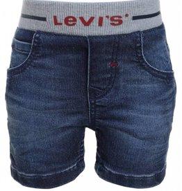 Levi's Korte broek ribo denim baby