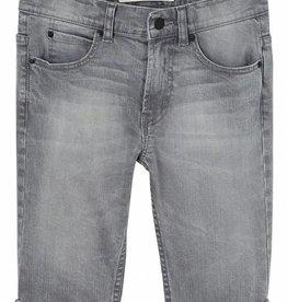 Levi's Denim short gris moyen