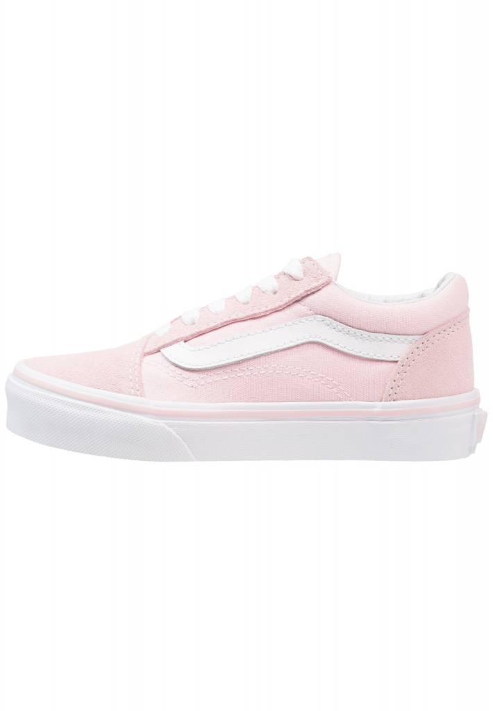 vans roze old skool